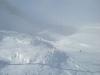 Artificial snowing in Crozet