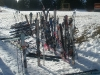Our ski equiment
