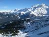 Valley below Mont Blanc