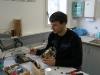 Replacing capacitors