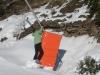 Snowing machine attack