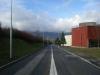 On my way to CERN office - autumn